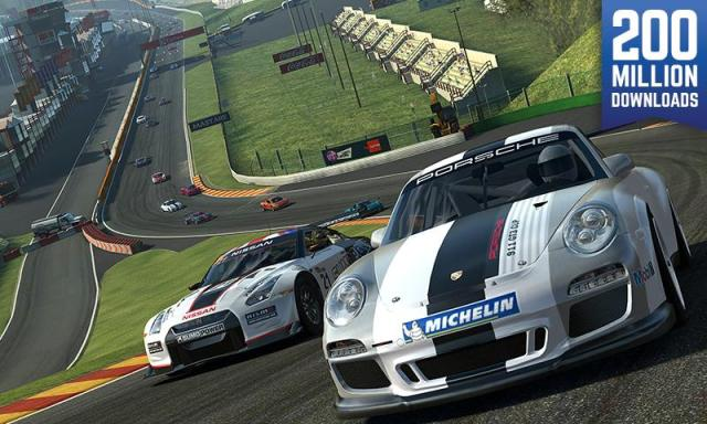 FREE Console Quality Mobile Games | Real Racing 3