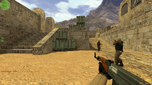 Counter Strike gaming has evolved from 90s to now