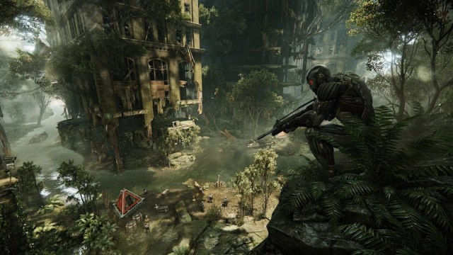 Crysis 3 gaming has evolved from 90s to now