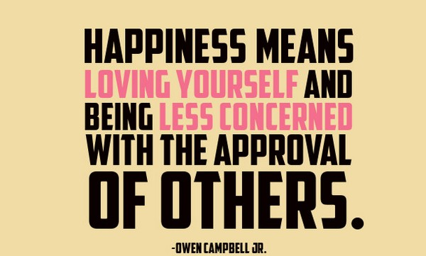 love yourself, happiness, smile