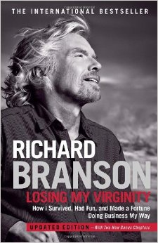 losing my virginity, richard branson