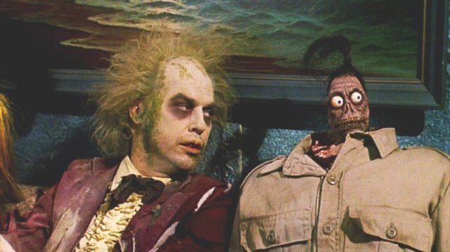 funny horror movies, beetlejuice