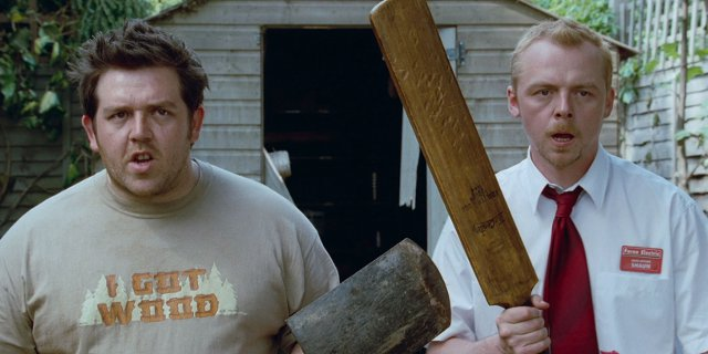 funny horror movies, shaun of the dead