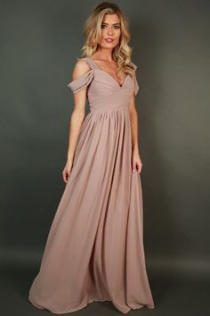 gown, maxi dress