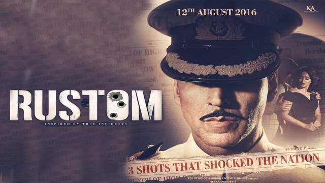 rustom, highest grossing Bollywood movies of 2016