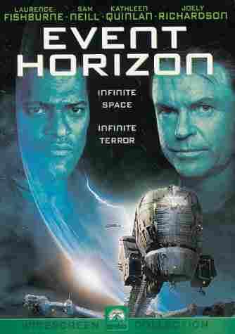 event horizon, sci-fi horror movies