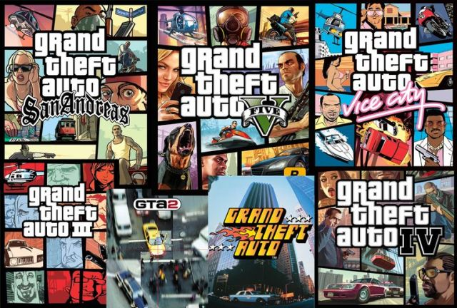 grand theft auto, gta, games that let you play as the bad guy