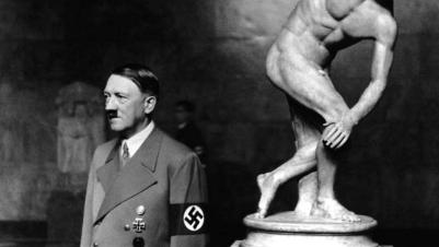 Image Courtesy : So Bad So Good Adolf Hitler