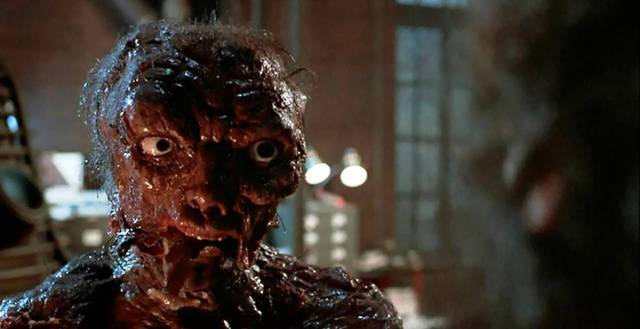 the fly, sci-fi horror movies