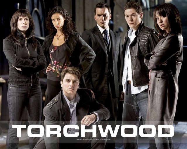 torchwood, doctor who spin-offs