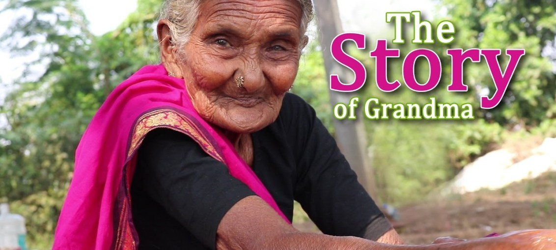 mastanamma, youtuber, oldest youtuber, food channel, short story, inspirational, granny