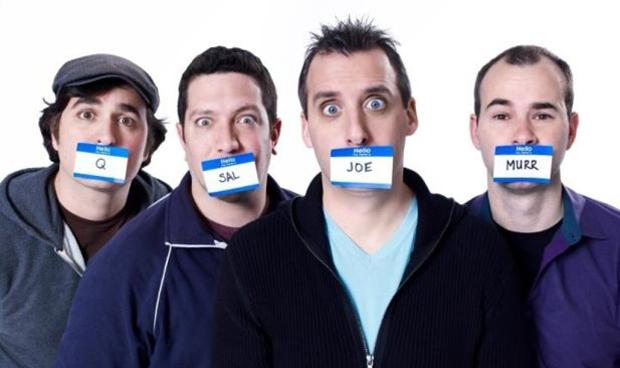 Impractical Jokers, Sal, Murr, Q, Joe, Reality Series, truTV, Joke Show, The Tenderloins, Comedy Central