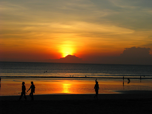 Bali, Destination, Places To Visit in Bali, Kuta Beach