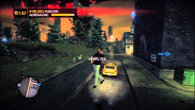 saints row insurance fraud