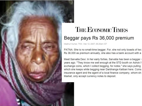 Richest beggars, beggars, beg, begging, India, Indian Beggars, Shocking, fun, satire, news at stake, money, poor, below poverty line, poverty, signals, temples, roads, Mumbai, Patna, woman, men, begging, gangs