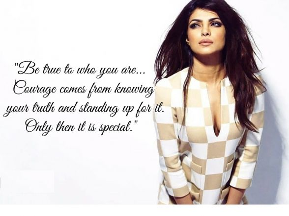Priyanka, Chopra, actress, singer, producer, quotes, woman, femininity, inspire, comfortable, confident, discovery, confidence, blonde, prittiest, okay, flawed, mistakes, harder, standards