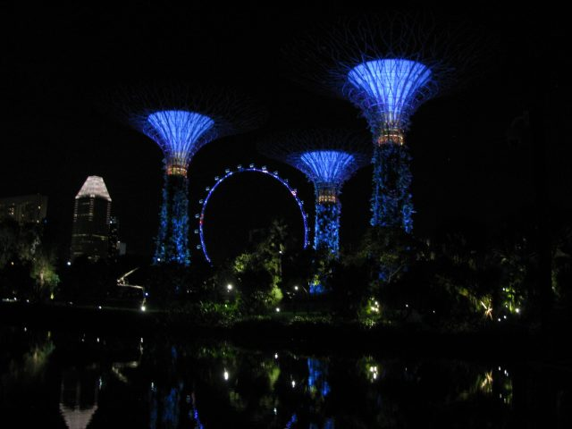 Must visit places in singapore, Gardens by the bay