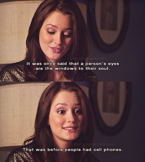 Gossip Girl Advice