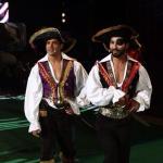 Shahid and Farhan while hosting
