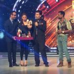 Karan introduces the dancing shoes