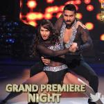 Salman and Lauren giving a thunderous dance performance - Salsa and Crazy Leg
