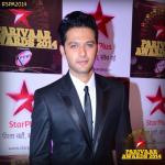 Shaurya in a suave and glam look