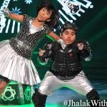 Akshat becomes a robot for his energetic dance