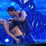 Mouni dances sensuously with Puneet on Roshni se song and also rain dance