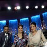 Kareena's selfie with judges