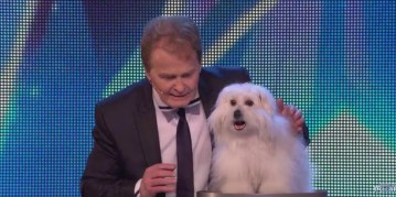 Marc Métral and his talking dog Wendy wow the judges   Audition Week 1   Britain s Got Talent 2015   YouTube