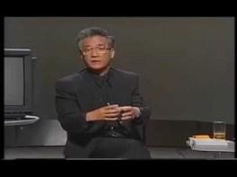 25年以上前に放送された上岡龍太郎が語った「10分の言葉」が今見ても凄い