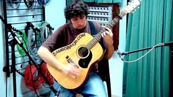 ギター一本で奏でるマイケル・ジャクソンの『Black&White』がカッコ良すぎる!