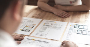wireframing discussion
