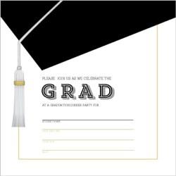 Small Of Graduation Invitation Templates