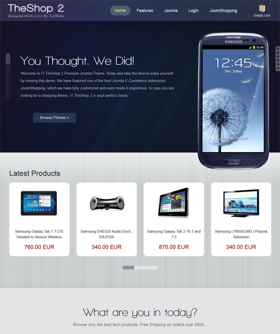 theshop 2 joomshopping theme