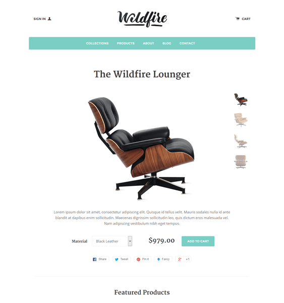 solo new homewares furniture shopify themes