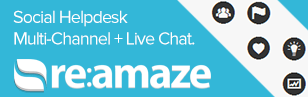 reamaze live chat shopify apps