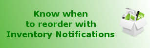 low inventory shopify apps notifications