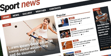 more best sports joomla templates feature