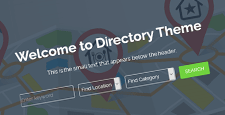 best free premium directory wordpress themes feature