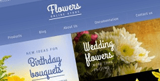 best shopify themes florists plant stores feature