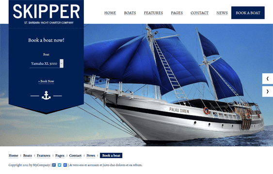 skipper transportation--logistics-wordpress-theme