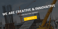 best wordpress themes construction contractors feature