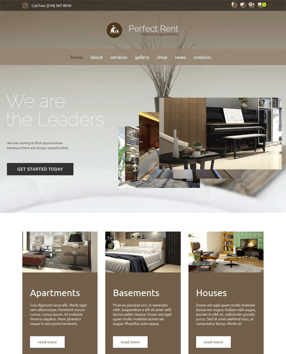 mega real estate wordpress themes