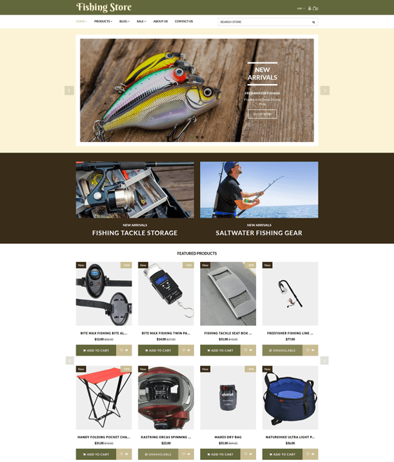 fishing-store-fishing-supplies--equipment- sports fitness shopify themes