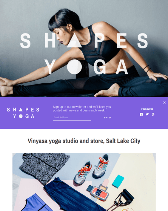 local sports fitness shopify themes