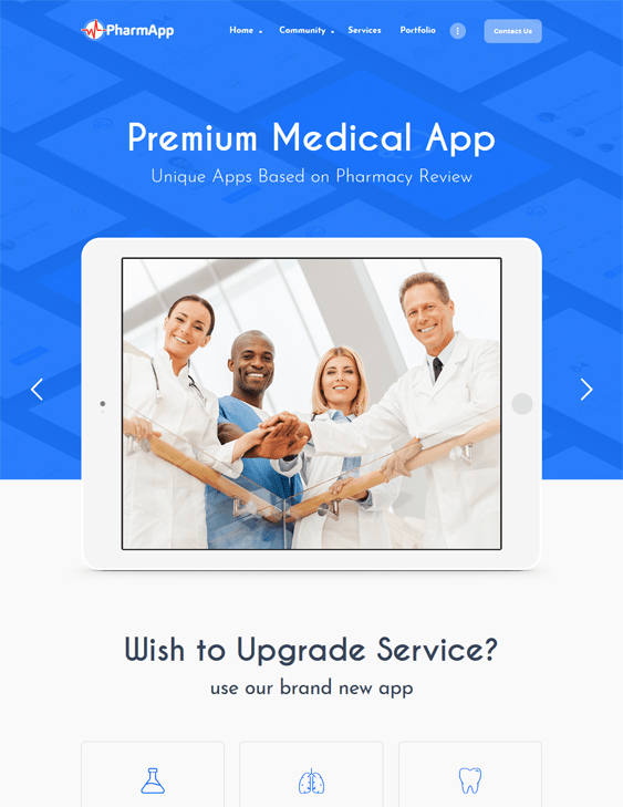 pharmap medical wordpress themes