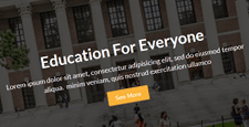 best education wordpress themes feature