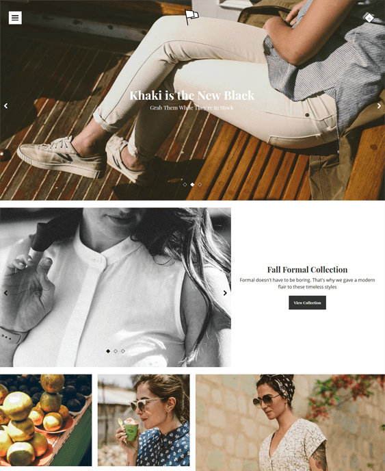 modular fashion shopify themes clothing stores