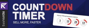 countdown timer shopify apps plugins
